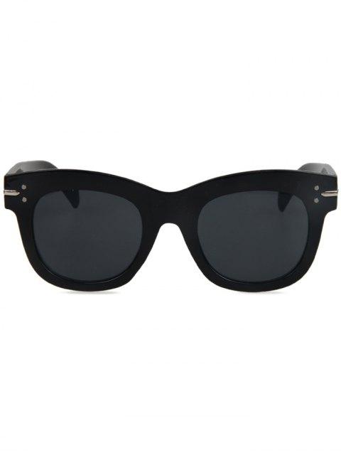 hot Retro Rewind Sunglasses - BLACK  Mobile