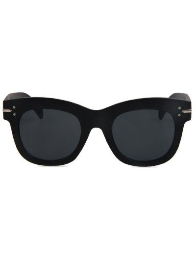 Matte Black Sunglasses от Zaful.com INT