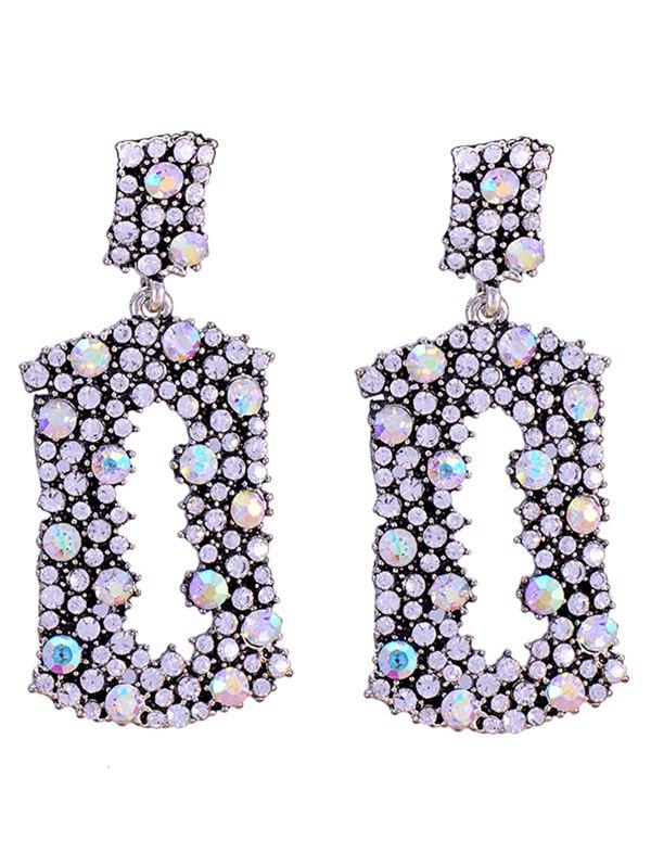 Geometry Jewelry Dangle Earrings