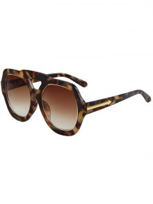 Arrow Double Rim Hazy Fleck Sunglasses