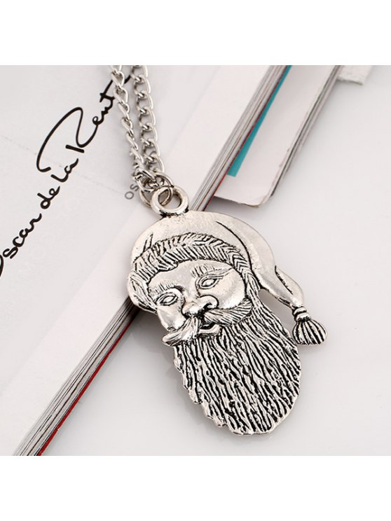 Father Christmas Necklace -   Mobile