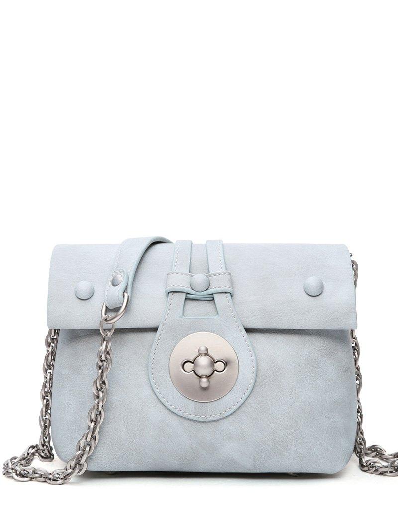 Chains Design Crossbody Bag For Women