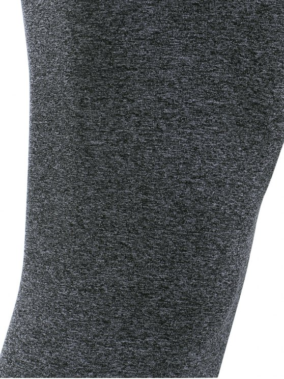 Active Curve Leggings - DEEP GRAY XS Mobile