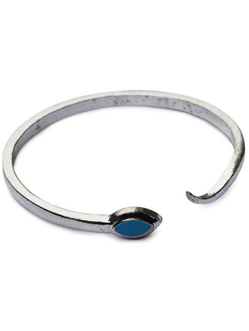 Snake Shape Cuff Bracelet