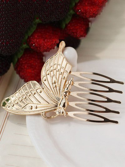 Fresh Butterfly Hair Comb