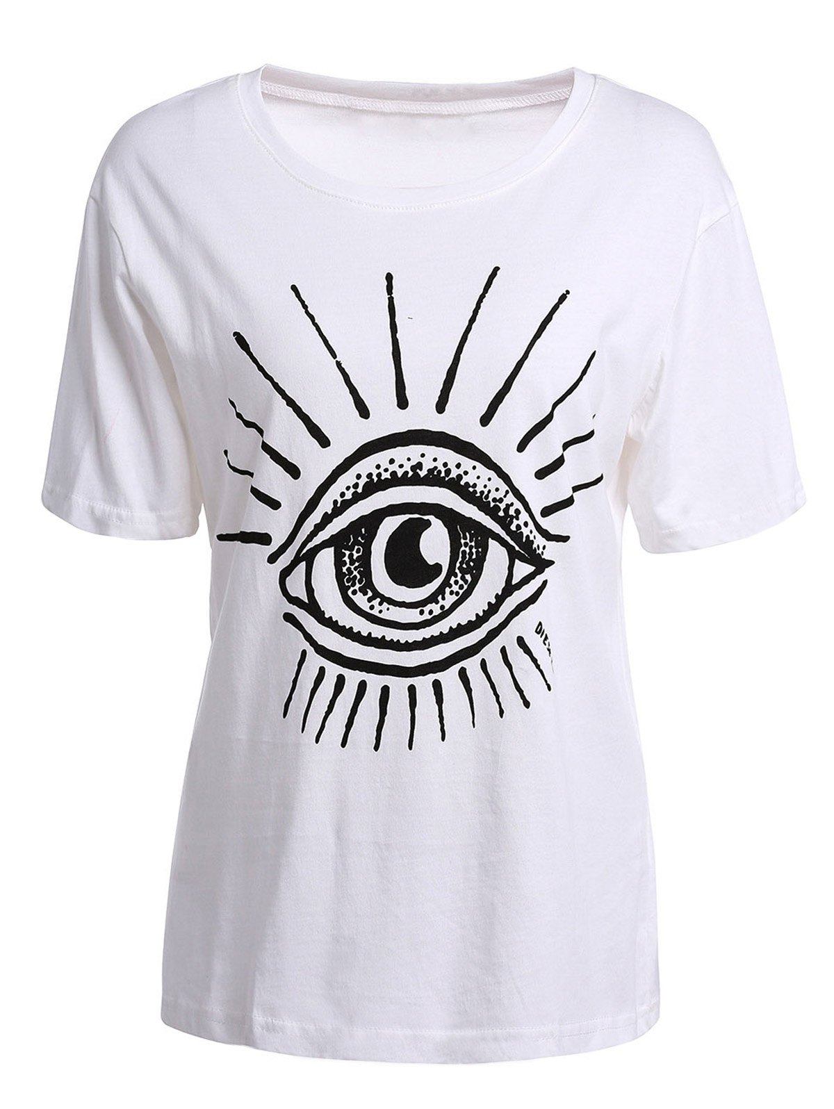 Tricou de damă ZAFUL Eye