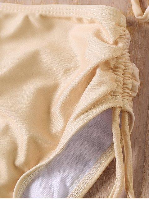 online Nude Cami Bikini Set - NUDE S Mobile