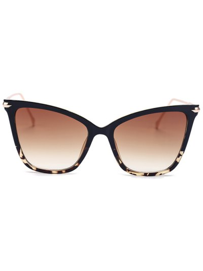 Leopard Match Black Butterfly Sunglasses от Zaful.com INT