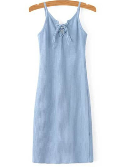 Ribbed Camisole Dress 187368303