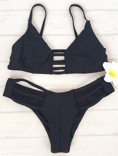 Laddering Cami Bikini Set