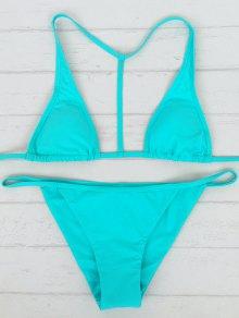 T-Back Bikini Set