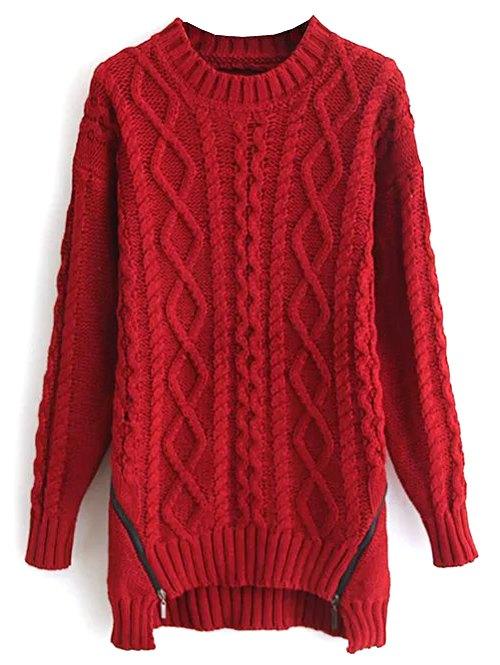 Pulover de damă tricotat, elegant, diferite culori