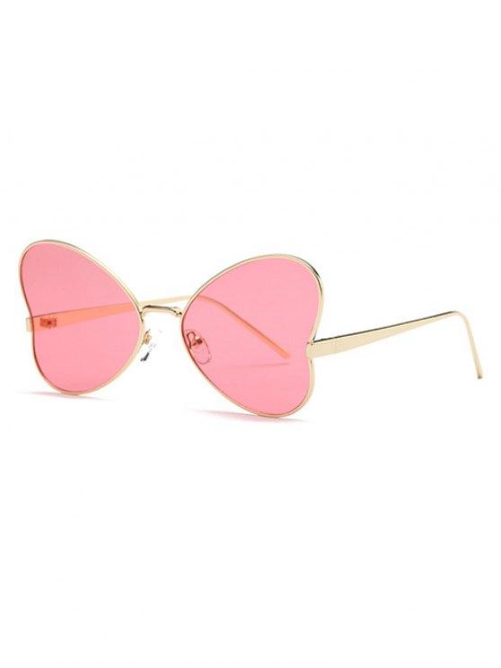Gafas de sol en forma de corazón Trendsetter - Rojo