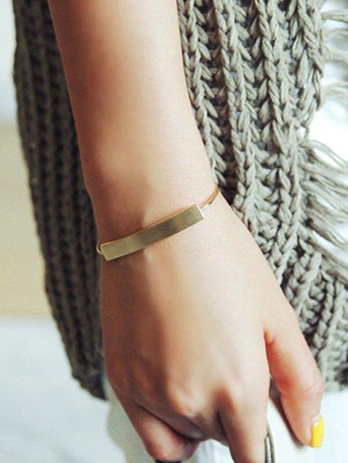 Bar Cuff Bracelet