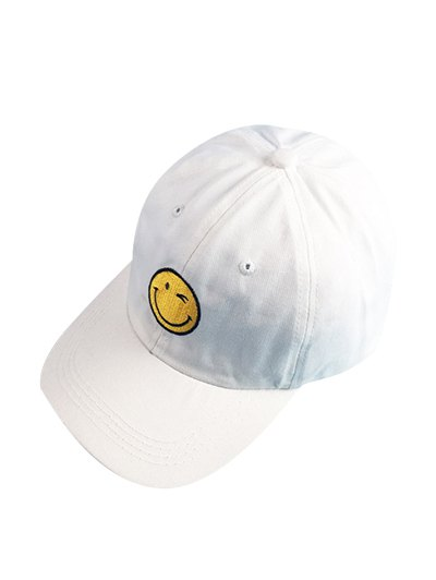 Smilling Face Baseball Cap