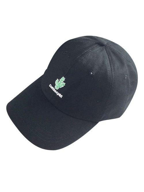 Cactus Letters Baseball Cap