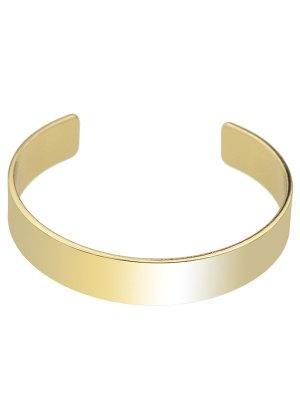 Solide Bijoux Bracelet Couleur - Or
