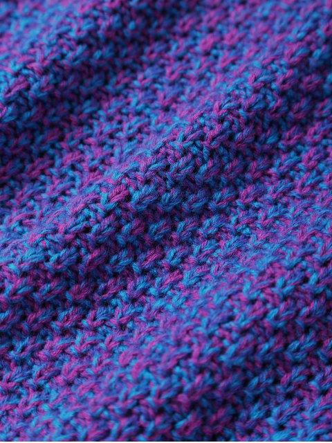 fancy Knitted Sleeping Bags Mermaid Tail Blanket -   Mobile