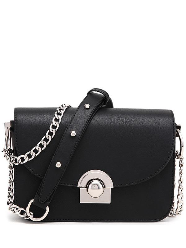 Metal Ring DesignCrossbody Bag For Women
