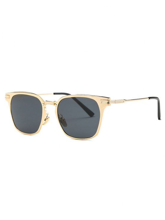 online Full-Rim Butterfly Sunglasses - GOLDEN