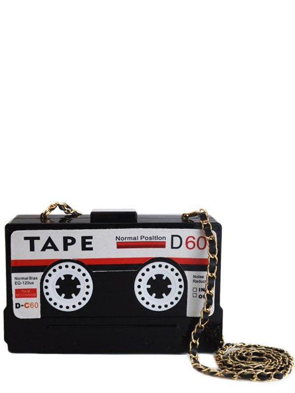 Cassette Shaped Evening Bag