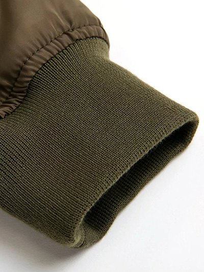 Zip Pocket Sport Jacket - BLACK M Mobile