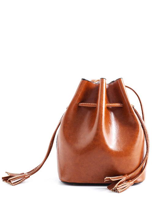 Tassels Crossbody Bag