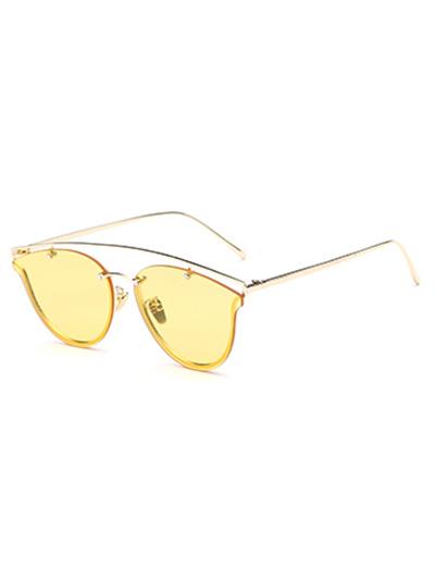 Crossbar Butterfly Sunglasses