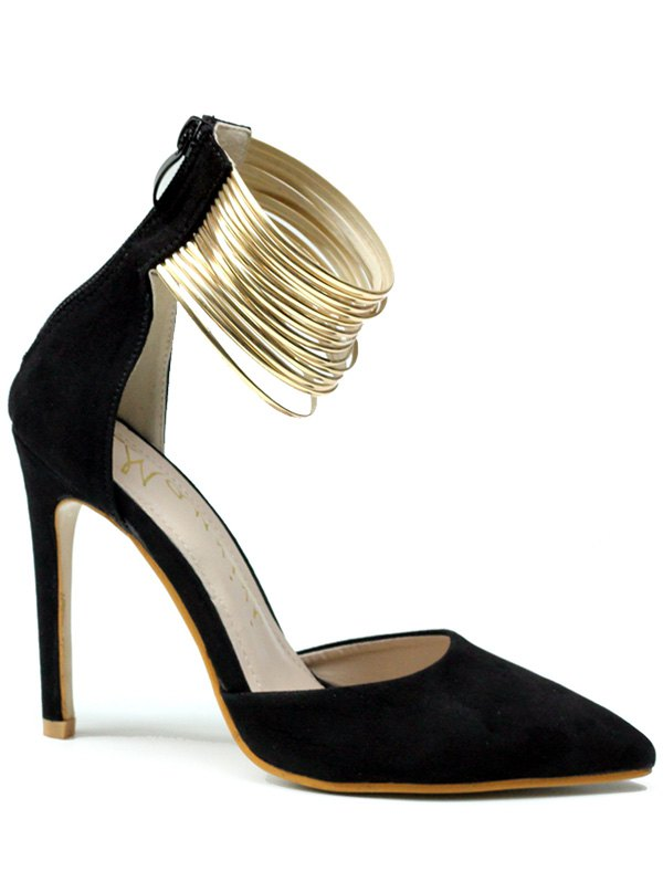 Stiletto Heel Pumps