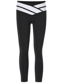 Slim Sporty Capri Pants
