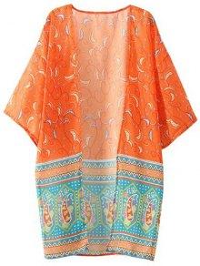 Chiffon Sunscreen Kimono