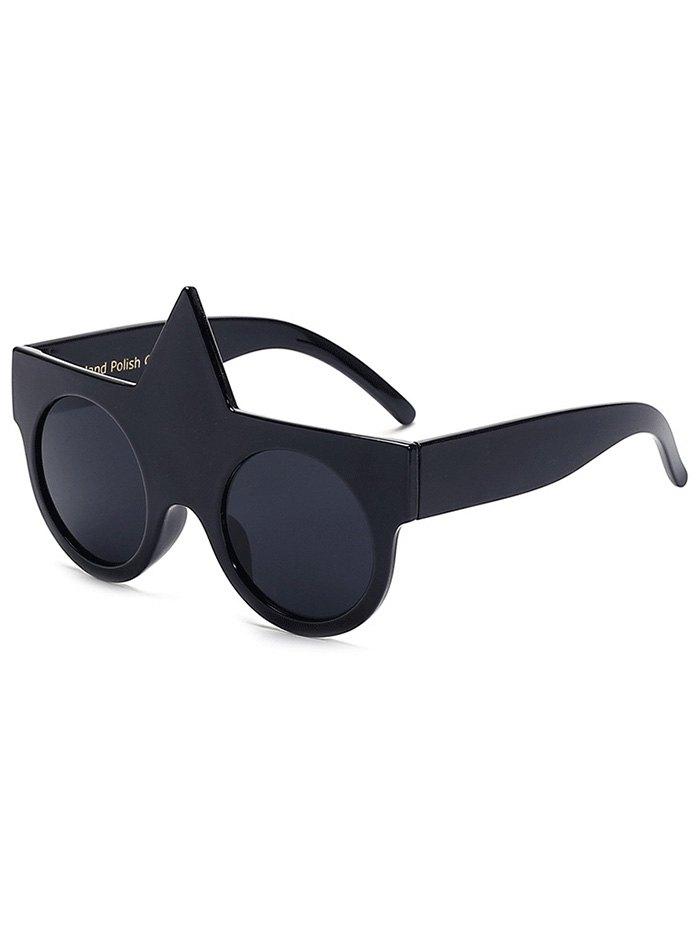 Unicorn Design Round Sunglasses