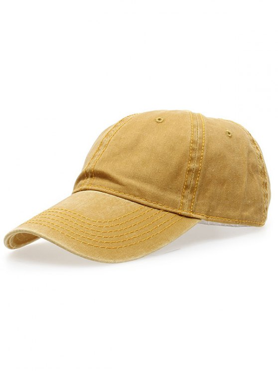 new Water Wash Do Old Baseball Hat - EARTHY