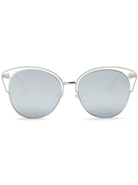 new Transparent Rims Butterfly Sunglasses - TRANSPARENT  Mobile