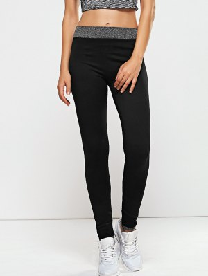 -DRY Rapide Leggings Yoga Pants - Noir