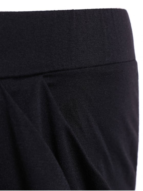 Work Harem Pants - BLACK S Mobile