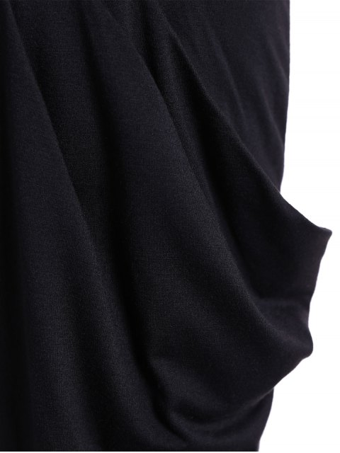 outfit Work Harem Pants - BLACK S Mobile
