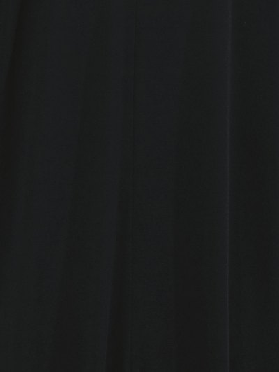 Hooded Maxi Cardigan - BLACK XL Mobile