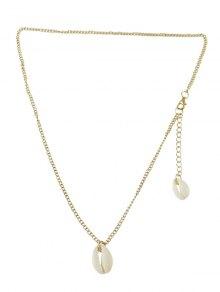 Shell Shape Necklace