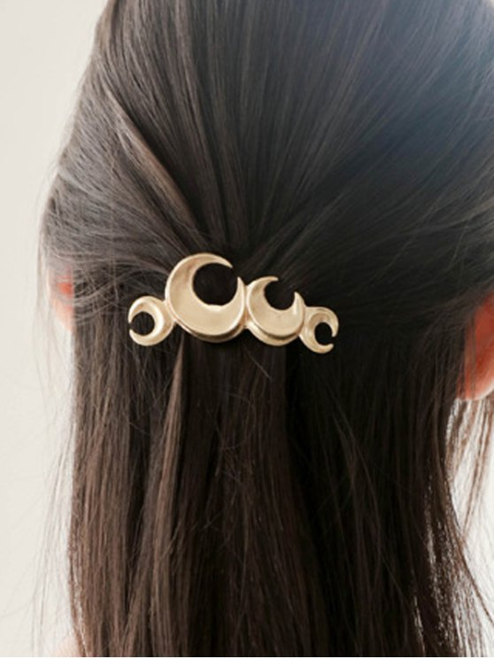 shop Moons Hairgrip - GOLDEN