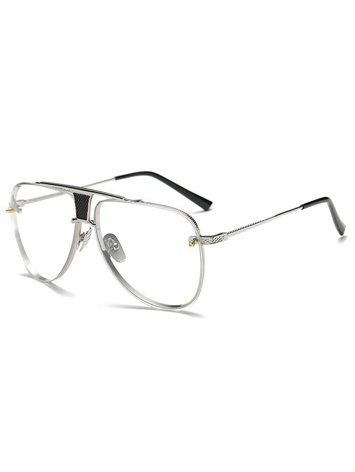 Hollow Out Pilot Sunglasses