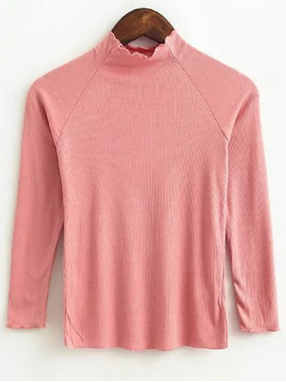 affordable Fitting Knitwear - PINK S