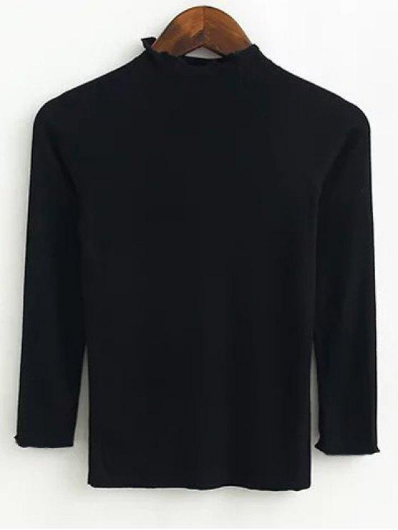 womens Fitting Knitwear - BLACK S