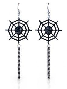 Buy Spider Web Earrings -