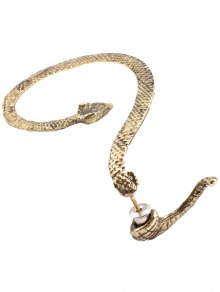 Snake Shape Ear Cuff
