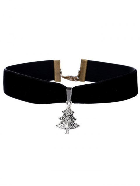 best Christmas Tree Necklace - BLACK  Mobile