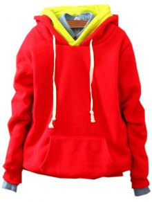 Front Pocket Fleece Hoodie
