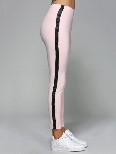 Elastic Waist Slim Gym Pants от Zaful.com INT