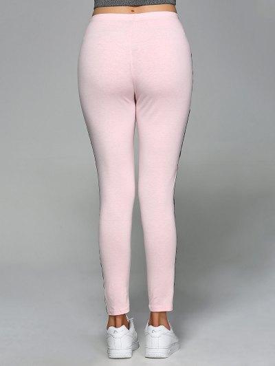 Elastic Waist Slim Gym Pants от Zaful.com INT