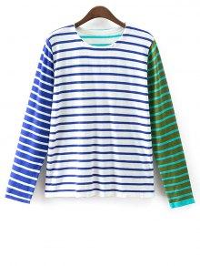 Colorful Stripe T-Shirt